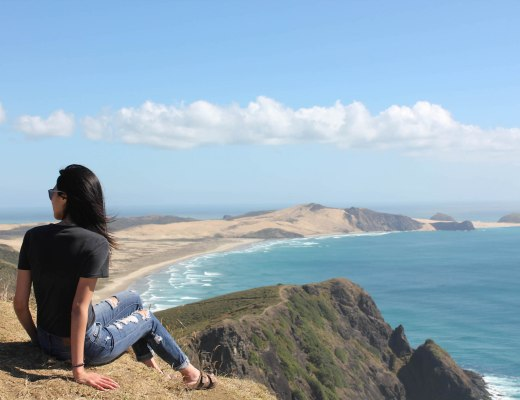 GUIDE TO ROAD TRIPPING AROUND THE NORTH ISLAND, NEW ZEALAND