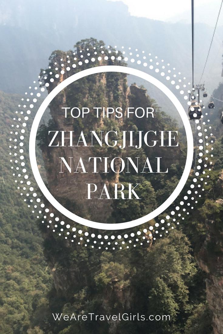TOPS TIPS FOR VISITING ZHANGJIJGIE NATIONAL PARK - WE ARE TRAVEL GIRLS
