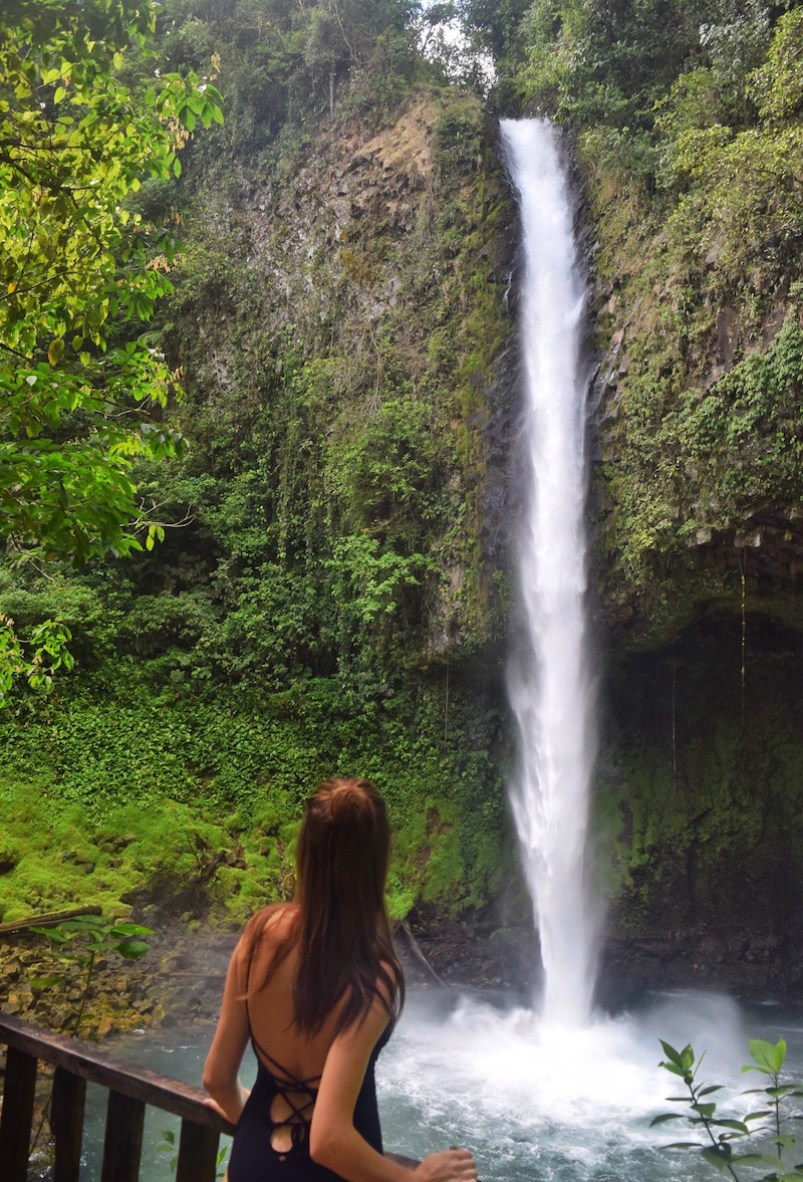 5 Waterfalls Not To Miss In Costa Rica
