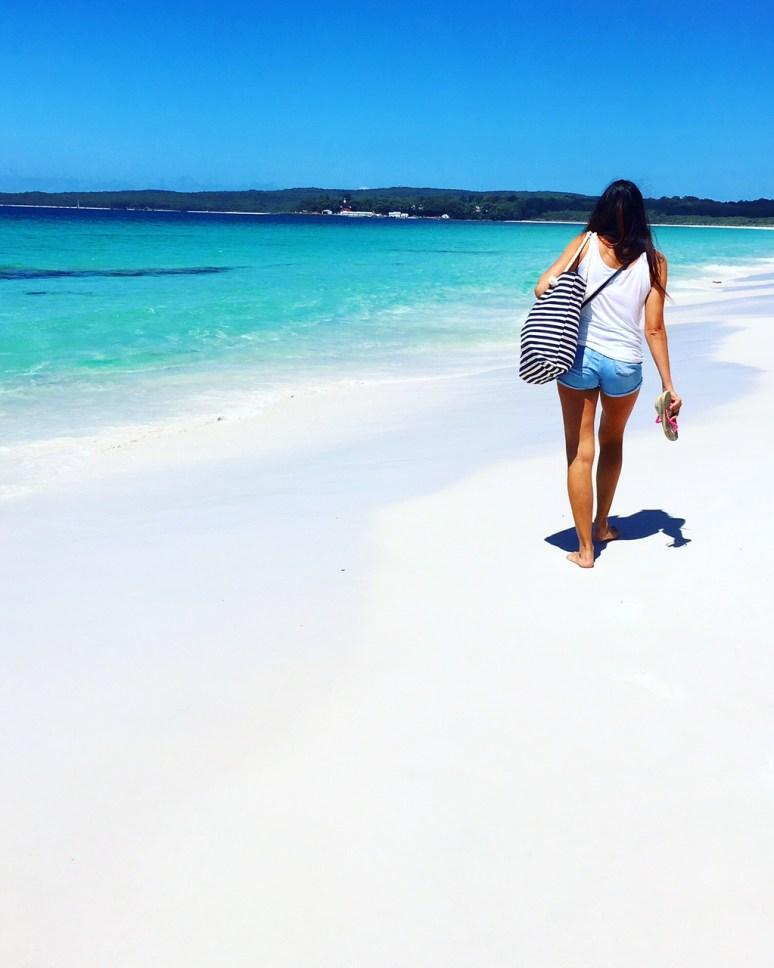 AUSTRALIA- JERVIS BAY'S BEST BEACHES HyamsBeach4_Australia