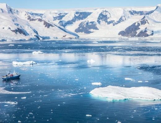 Traveling Solo In Antarctica