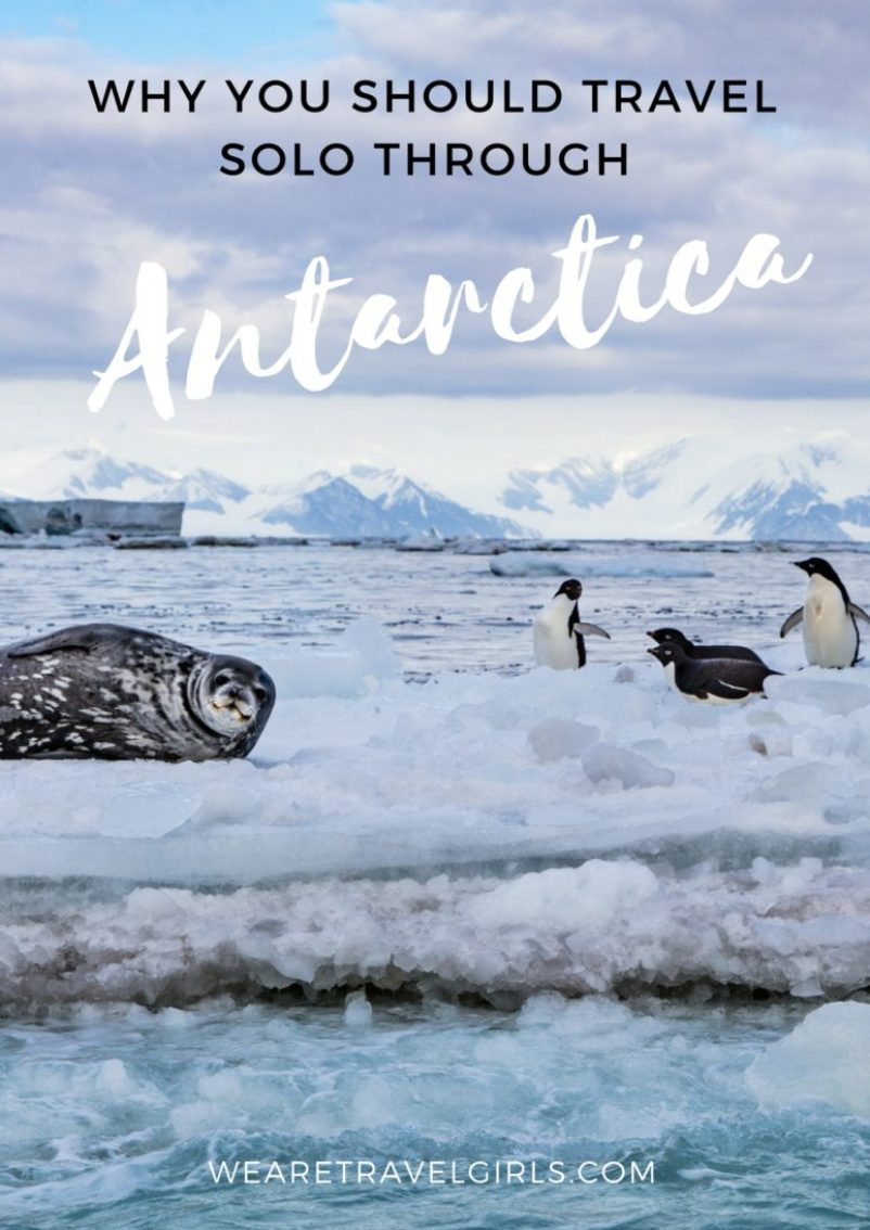 Solo Travel Antarctica