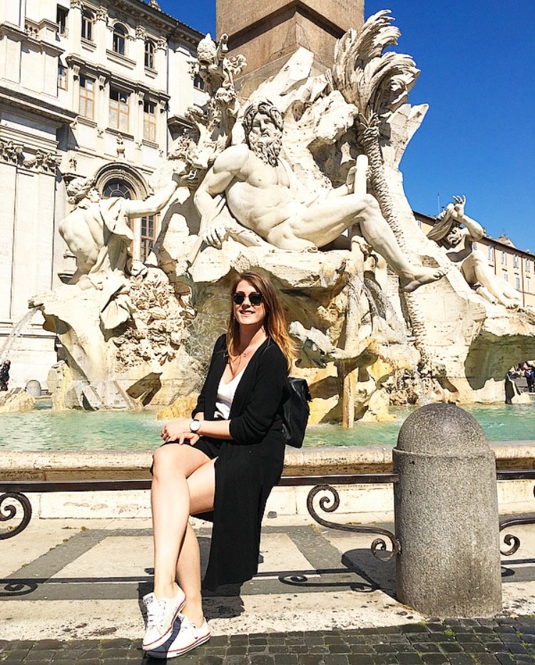 piazza-navona-me-rome HOW TO DO ROME IN 1 DAY ON A BUDGET