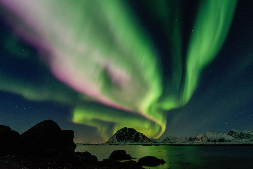 HOW TO SEE THE NORTHERN LIGHTS IN ICELAND nature