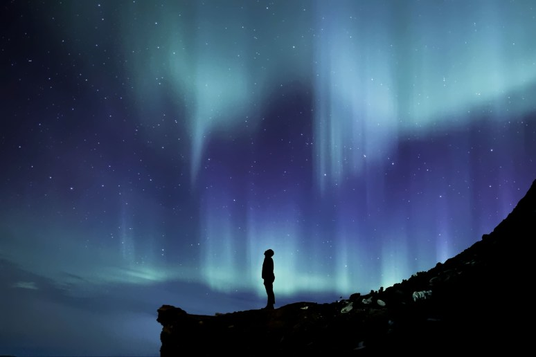 aurora-borealis HOW TO SEE THE NORTHERN LIGHTS IN ICELAND