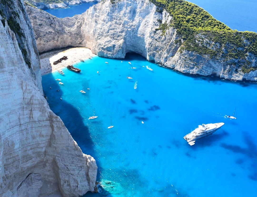 Navagio Beach Even If The Name Isnt Familiar To You Will Have Seen A Picture Of This Place At Some Point In Your Lifetime