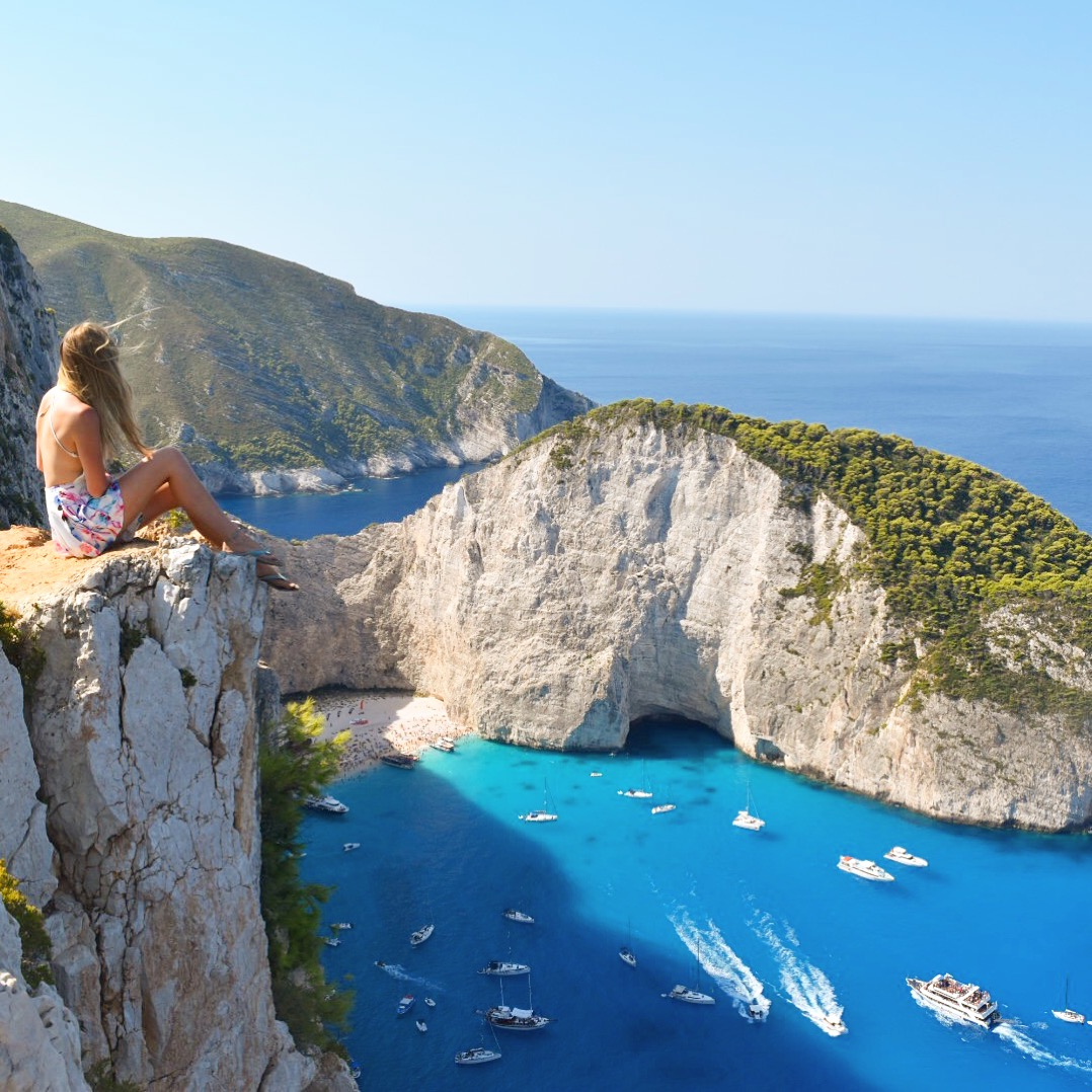 THE ULTIMATE GUIDE TO INFAMOUS NAVAGIO BEACH