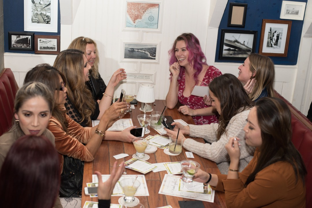 WE ARE TRAVEL GIRLS MEET-UP AT SHOREBAR IN SANTA MONICA