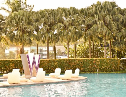W SINGAPORE SENTOSA COVER LUXURY HOTEL REVIEW
