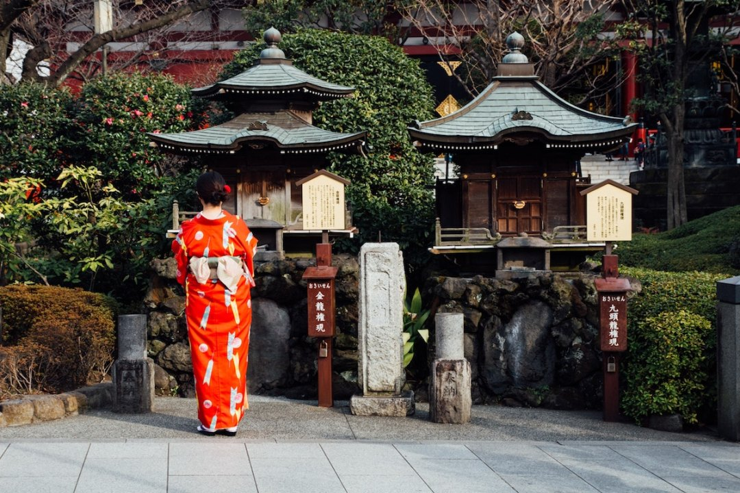 THE PERFECT 7 DAY JAPAN ITINERARY