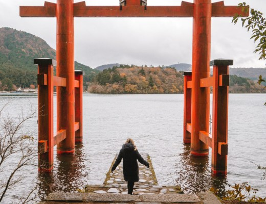 A GUIDE TO VISITING HAKONE, JAPAN