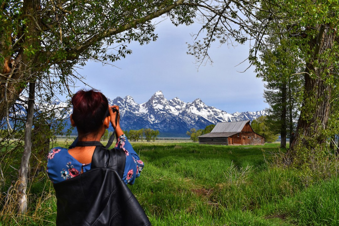 6 Teton Viewpoints You Cannot Miss