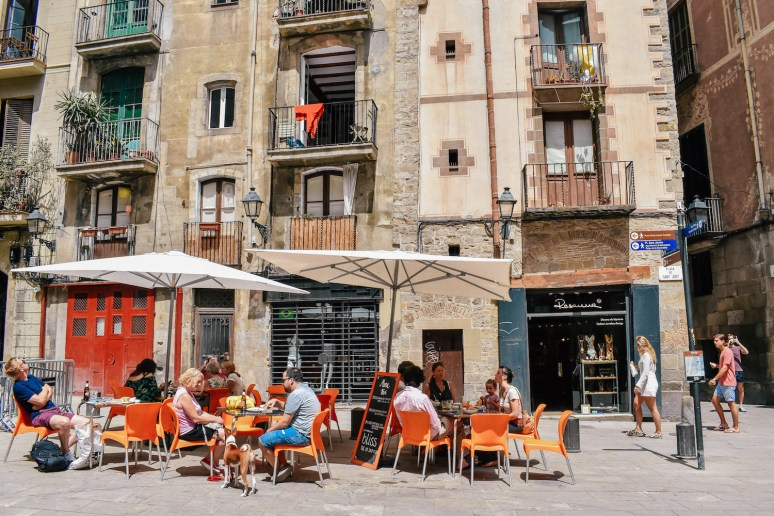How To Have The Perfect Girls Getaway In Barcelona