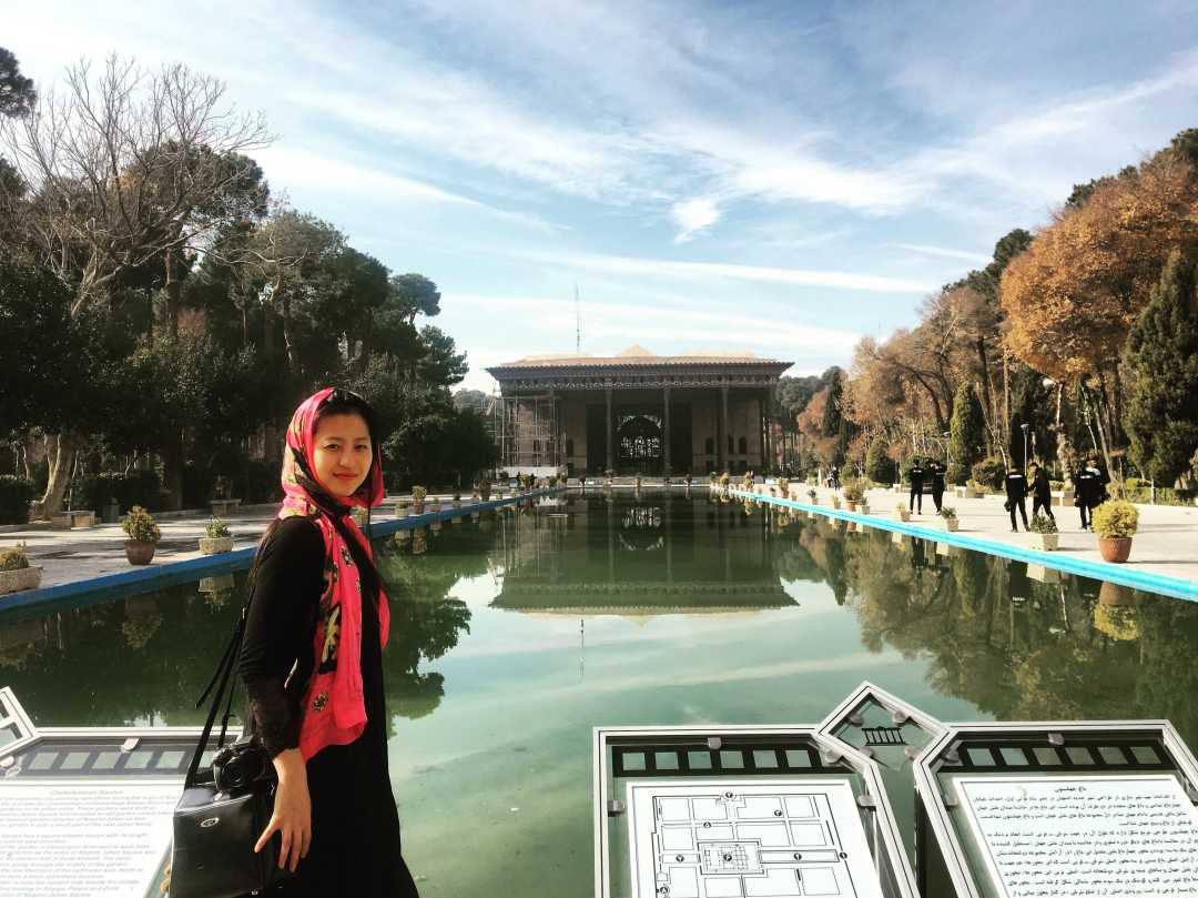 Esfahan, the City of Love