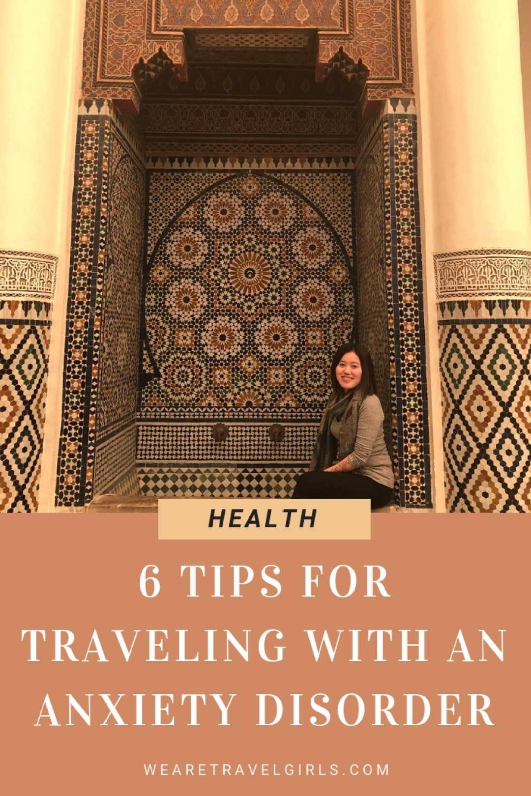 6 Tips For Traveling With Anxiety Disorder