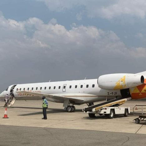 Zimbabwe re-opens it's Airports for travellers