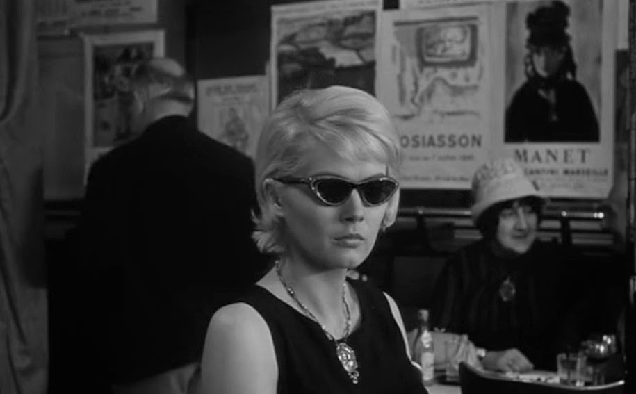 Cléo from 5 to 7, Directed by Agnès Varda, France / Italy, 1962, 86 mins, French with English subtitles