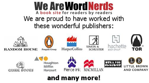 We're proud to have worked with these amazing publishers!