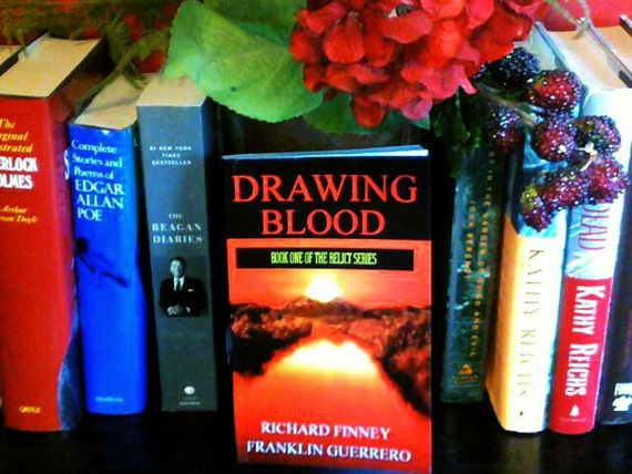 Drawing Blood by Richard Finney