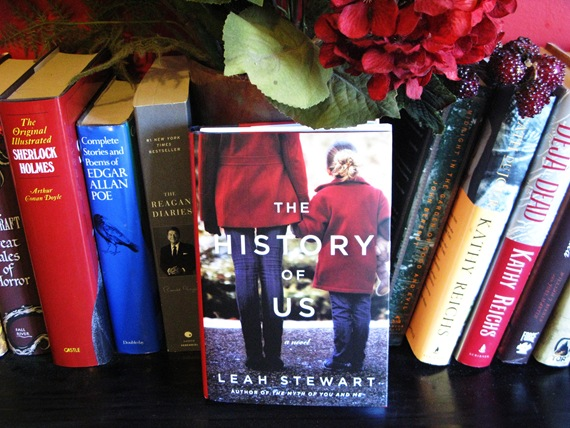 The History of Us: A Novel by Leah Stewart