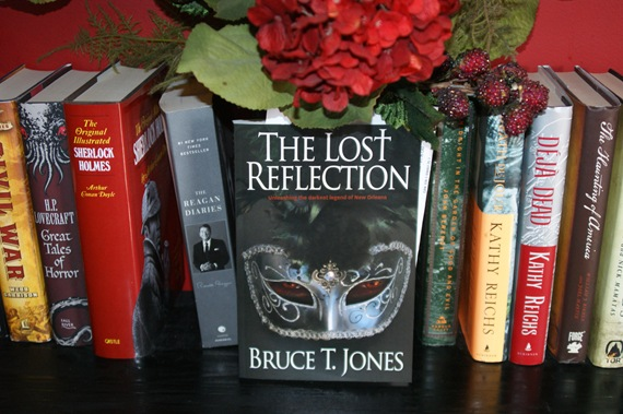 The Lost Reflection by Bruce Jones