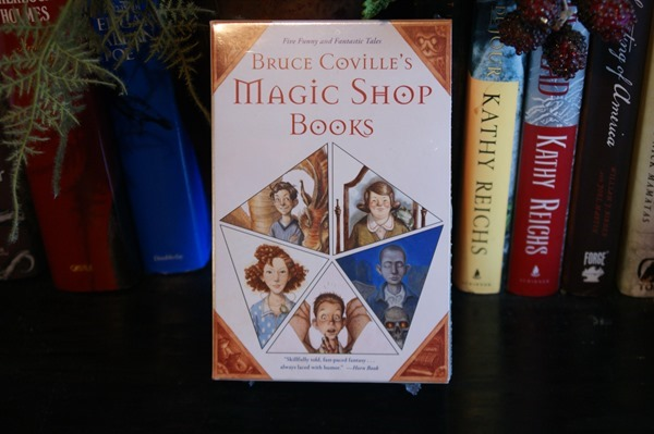 Bruce Coville's Magic Shop Books by Bruce Coville