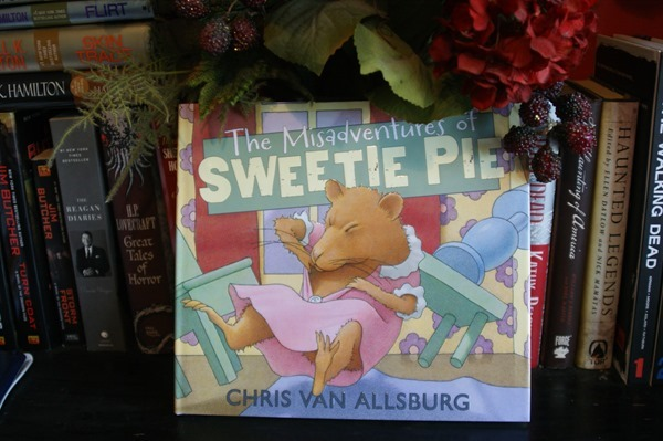 The Misadventures of Sweetie Pie by Chris Van Allsburg
