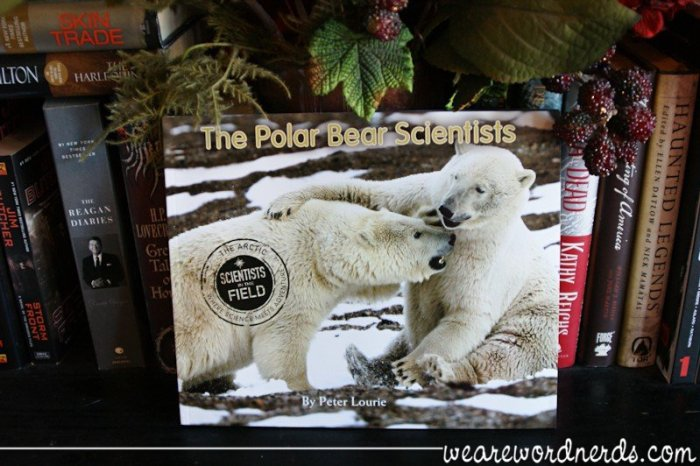 The Polar Bear Scientist by Peter Lourie