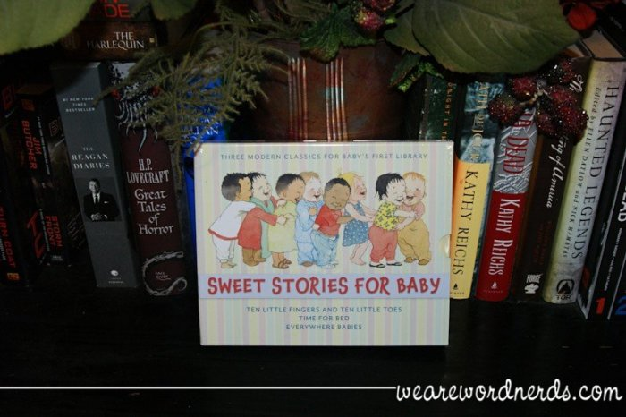 Sweet Stories for Baby | wearewordnerds.com