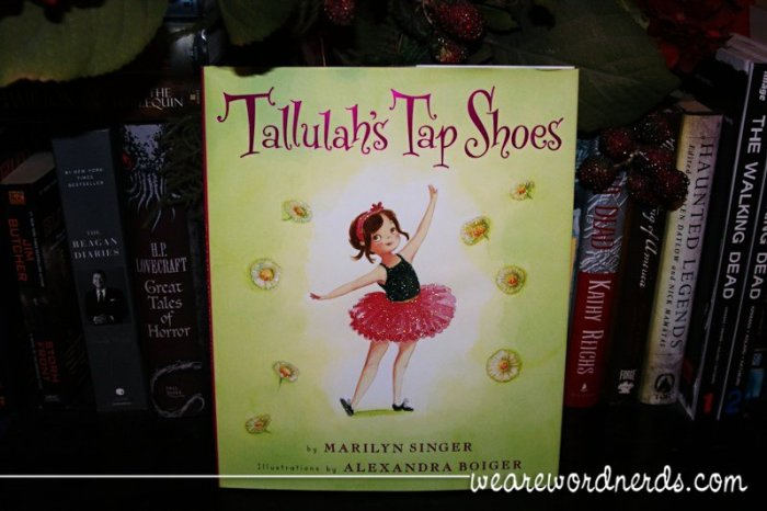 Tallulahs Tap Shoes | wearewordnerds.com