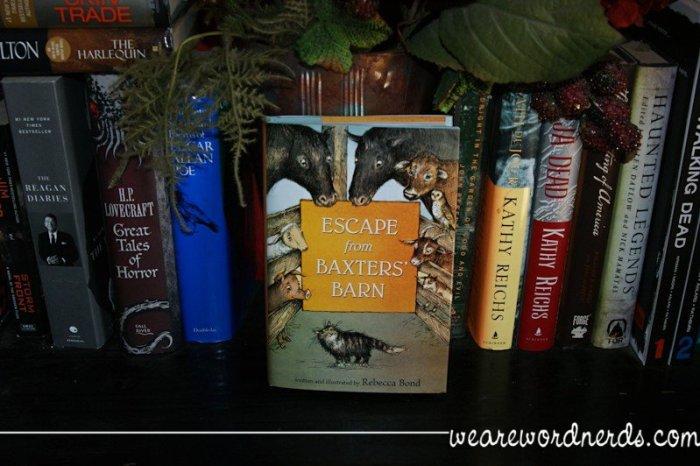 Escape From Baxters Barn | wearewordnerds.com