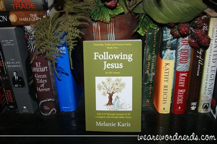 Following Jesus | wearewordnerds.com