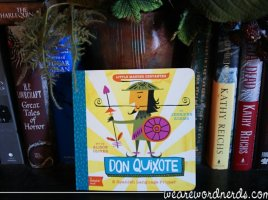 Don Quixote | wearewordnerds.com