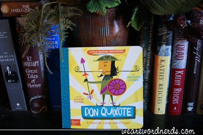 Don Quixote | wearewordnerds.com