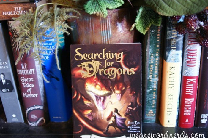 Searching for Dragons | wearewordnerds.com