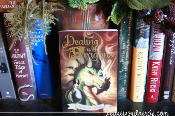Dealing with Dragons | wearewordnerds.com