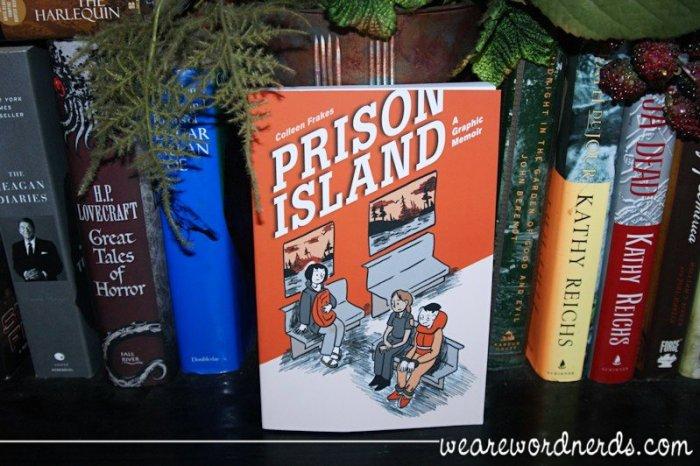Prison Island | wearewordnerds.com