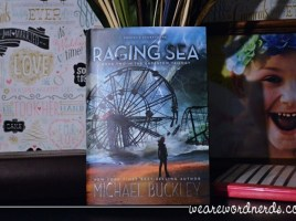 Raging Sea: Undertow Trilogy Book 2 by Michael Buckley