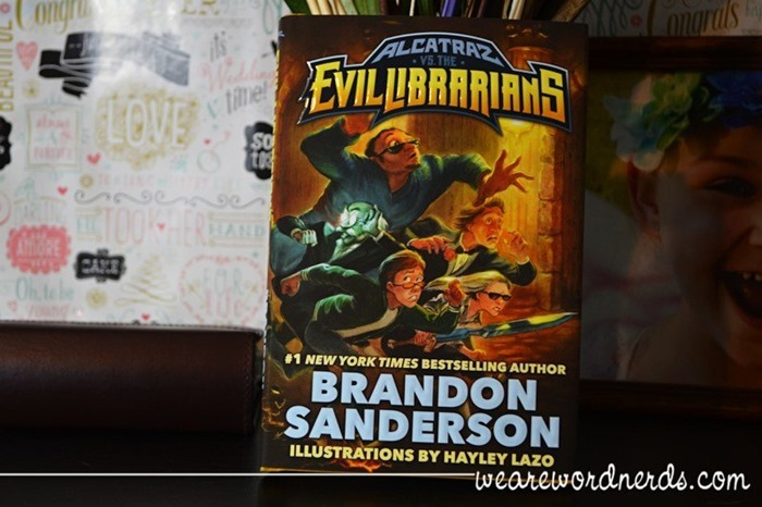 Alcatraz vs. the Evil Librarians (Alcatraz Versus the Evil Librarians) by Brandon Sanderson