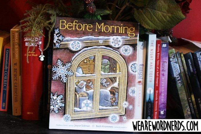 Before Morning by Joyce Sidman