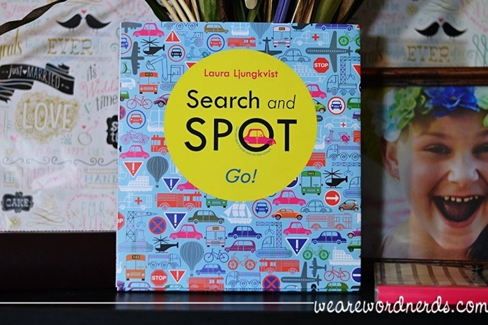 Go! (A Search and Spot Book) by Laura Ljungkvist