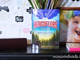 Hercufleas by Sam Gayton