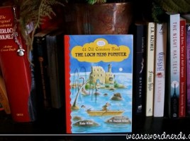 The Loch Ness Punster (43 Old Cemetery Road) by Kate Klise