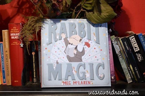 Rabbit Magic by Meg McLaren