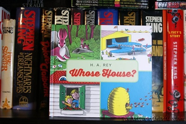 Whose House? by H. A. Rey