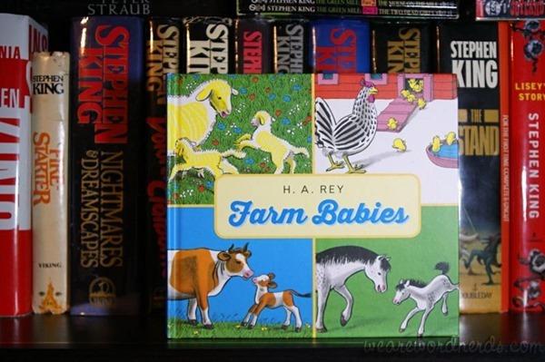 Farm Babies by H. A. Rey