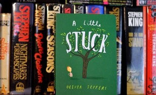 A Little Stuck by Oliver Jeffers