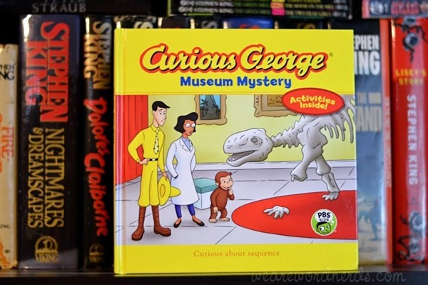 Curious George Museum Mystery (CGTV 8x8) by H. A. Rey