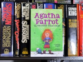 Agatha Parrot and the Odd Street School Ghost by Kjartan Poskitt