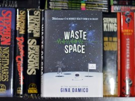 Waste of Space by Gina Damico